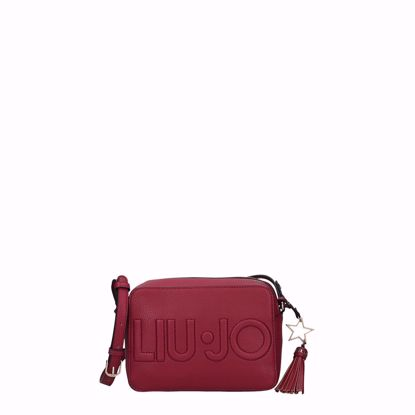Liu Jo borsa a tracolla camera case Logo ciliegia, Liu Jo crossbody bag camera case Logo cherry