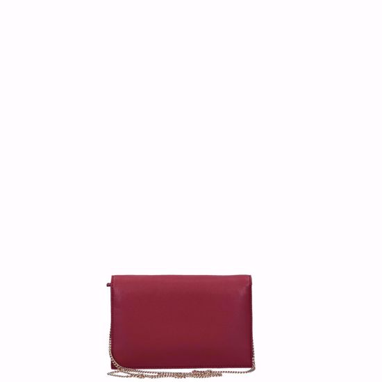 Liu Jo borsa a tracolla S crossbody Cool ciliegia, Liu Jo crossbody bag S Cool cherry