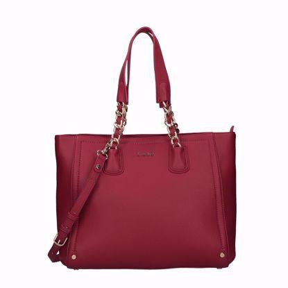 Liu Jo borsa shopping L tote - Ciliegia
