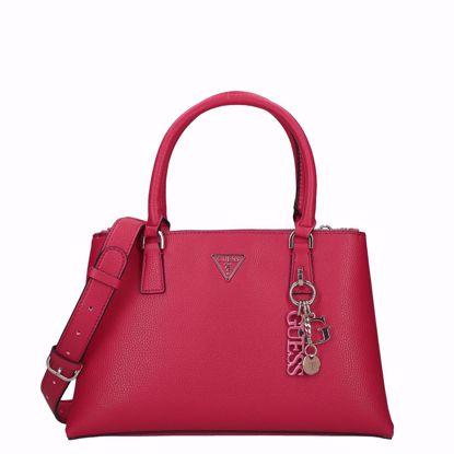 Guess borsa a mano Becca rosso, Guess bag Becca red