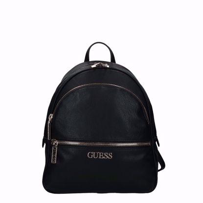 Guess zaino Manhattan black, Guess backpack Manhattan black