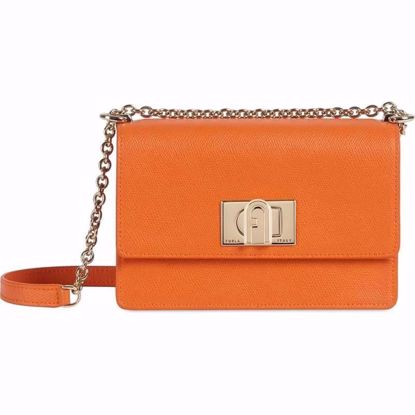 Furla 1927 mini crossbody bag - Orange