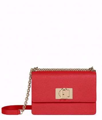 Furla 1927 mini crossbody bag bandoliera - Ruby