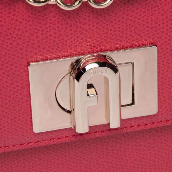 Furla 1927 mini crossbody bag bandoliera - Ruby