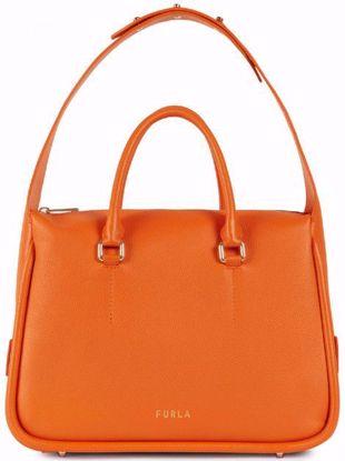 Furla Ester borsa in pelle - Orange