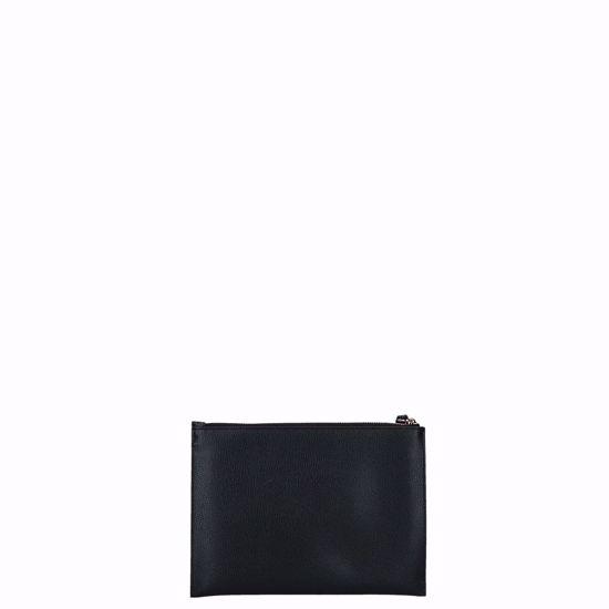 Furla borsa pochette clutch polso Babylon S nero, Furla pochette bag wrist Babylon S black