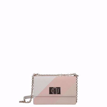 Furla borsa a tracolla 1927 talco candy rose, Furla crossbody bag 1927 talco candy rose