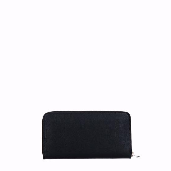 Furla portafogli da donna con cerniera Babylon nero, Furla women's wallet with zip Babylon black