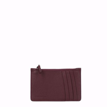 Coccinelle credit card wallet Travel Items marsala, Coccinelle portafogli porta carte di credito Travel Items marsala