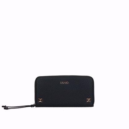 Liu Jo portafogli donna Famo nero, Liu Jo woman wallet Famo black