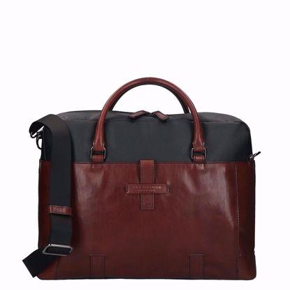 The Bridge cartella porta pc Story marrone, The Bridge briefcase laptop Story brown