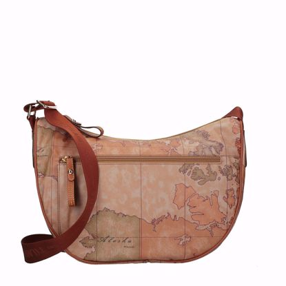 Alviero Martini borsa a tracolla M Geo Soft natural, Alviero Martini crossbody bag M Geo Soft natural