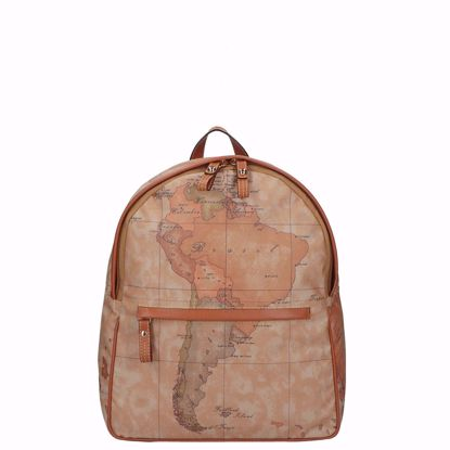 Alviero Martini zaino Geo Soft natural, Alviero Martini backpack Geo Soft natural