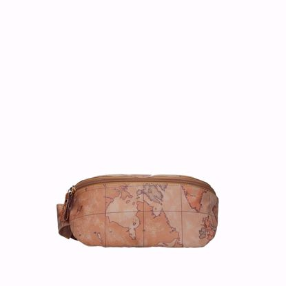 Alviero Martini marsupio Geo Soft natural, Alviero Martini pouch bag Geo Soft natural
