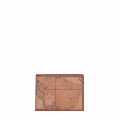 Alviero Martini portafogli uomo Geo Classic natural, man wallet Geo Classic geo natural