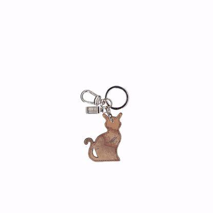 Alviero Martini portachiavi Geo Classic gatto, Alviero Martini keys holder Geo Classic cat