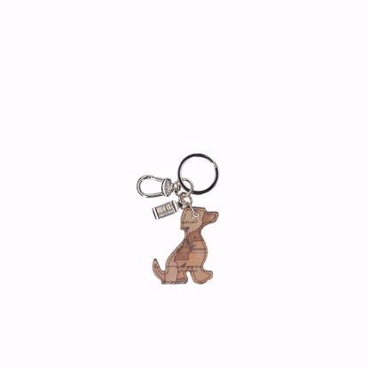 Alviero Martini portachiavi Geo Classic cane, Alviero Martini keys holder Geo Classic dog