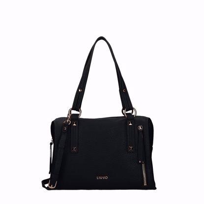 Liu Jo borsa shopping  Famo nero, Liu Jo shopping bag Famo black