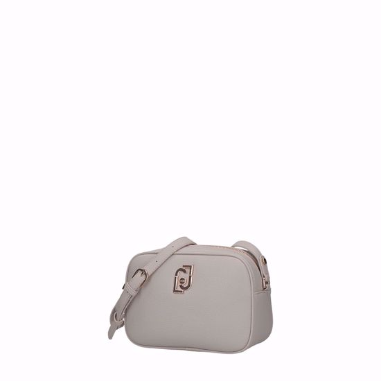 Liu Jo crossbody bag Cool true champagne, Liu Jo borsa a tracolla Cool true champagne