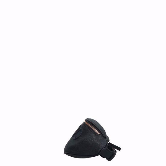 Liu Jo marsupio Logo nero, Liu Jo pouch bag Logo black