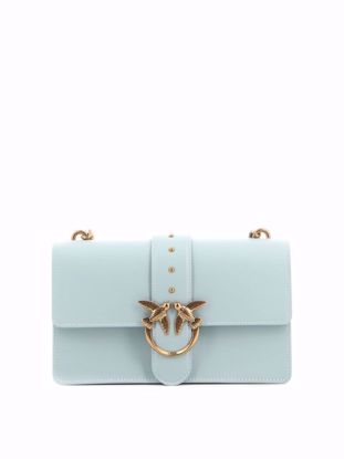 Pinko Love Bag Simply Icon - Aqua green