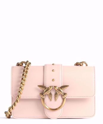 Pinko Mini Love Bag Icon Simply - Pink