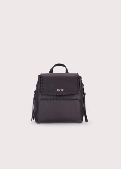 Liu Jo zaino Estrosa nero, backpack Estrosa black Liu Jo