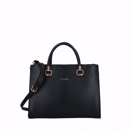 Liu Jo borsa a mano Manhattan nero, hand bag Manhattan black Liu Jo