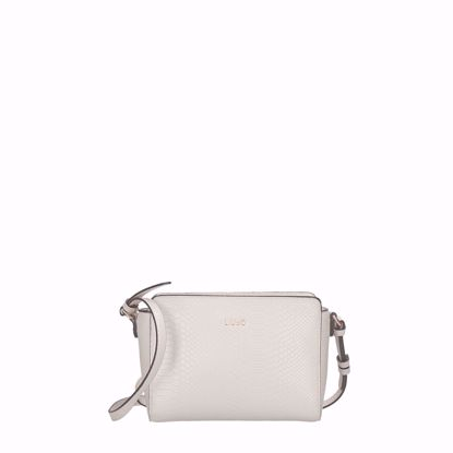 Liu Jo borsa a tracolla Manhattan alabaster, crossbody bag Manhattan alabaster