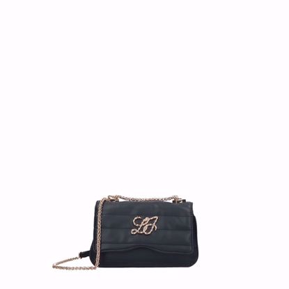 Liu Jo borsa a tracolla Sapiente midnight, crossbody bag Sapiente midnight Liu Jo