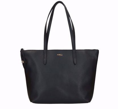 Furla borsa a shopping Net nero, Furla shopping bag Net black