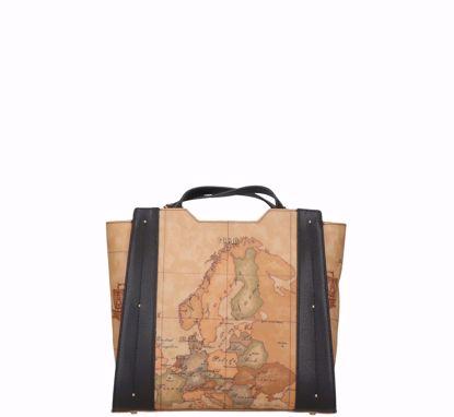Alviero Martini backpack transformable Geo Moonrise black, Alviero zaino trasformabile Geo Moonrise nero