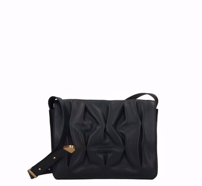 Coccinelle crossbody bag Marquise Goodie black, Coccinelle borsa a tracolla Marquise Goodie nero