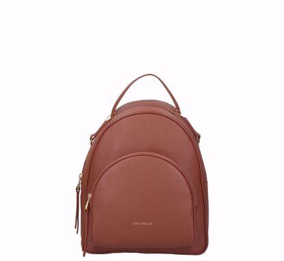 Coccinelle backpack Lea Cinnamon, Coccinelle zaino Lea Cinnamon