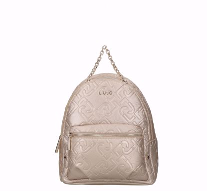 Liu Jo backpack  Affidabile light gold, Liu Jo zaino Affidabile light gold