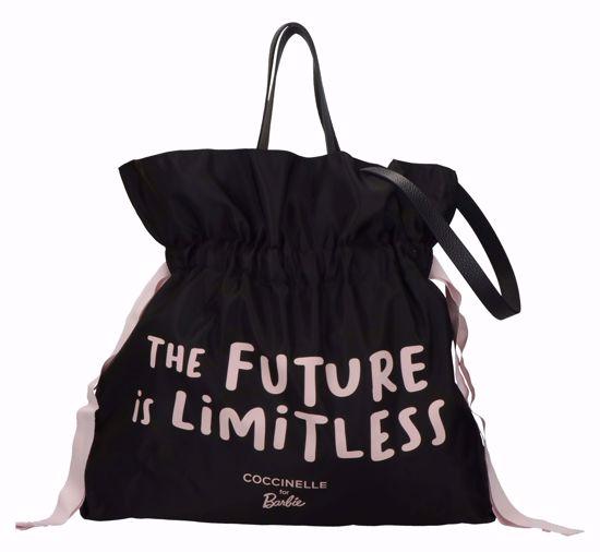 Coccinelle For Barbie bag black, Coccinelle For Barbie borsa nero