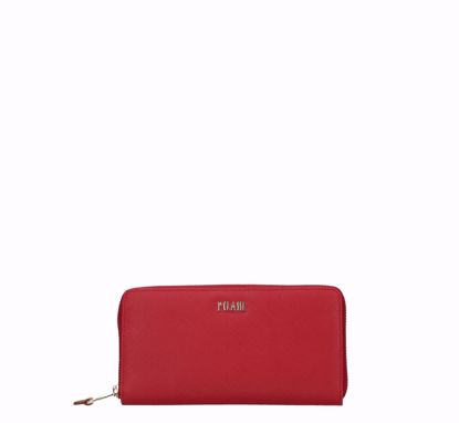 Alviero Martini woman wallet Palace City scarlet red, Alviero Martini portafogli donna Palace City scarlet red