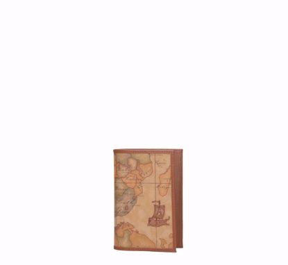 Alviero Martini porta passaporto Geo Classic natural