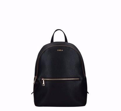 Furla zaino Libera nero, Furla backpack Libera black
