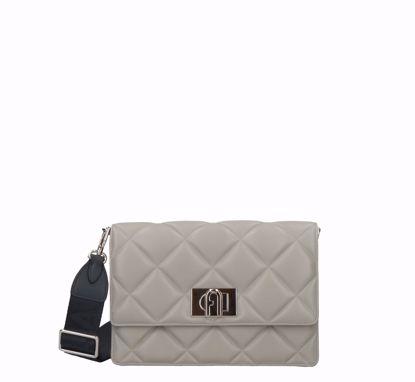 Furla 1927 Soft borsa a tracolla marmo, Furla 1927 Soft crossbody bag marmo