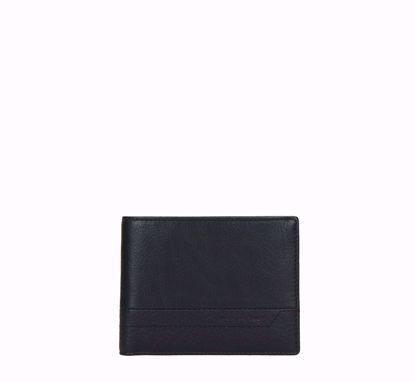 Piquadro portafogli uomo in pelle nero, Piquadro men wallet leather black