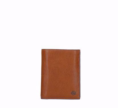 Piquadro portafoglio uomo verticale Blue Square Special cuoio, Piquadro man wallet vertical Blue Square Special cuoio