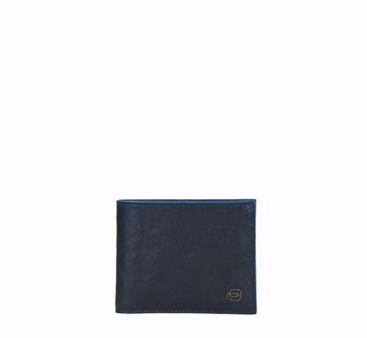 Piquadro portafogli uomo Blue Square Special blu, Piquadro man wallet Blue Square Special blue