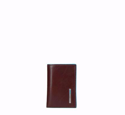 Piquadro portachiavi a sei ganci Blue Square mogano, Piquadro keys holder with six hooks