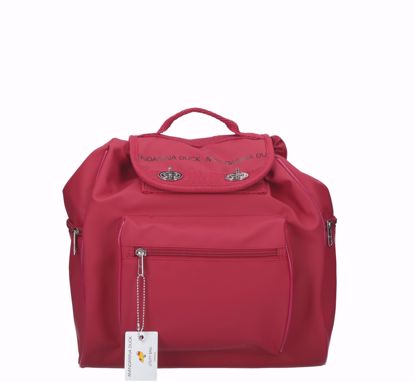 Mandarina Duck zaino Utility M cerise, Mandarina Duck backpack Utility M cerise