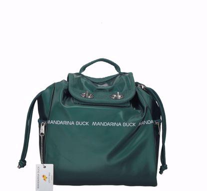 Mandarina Duck zaino Utility S petrolio, Mandarina Duck backpack Utility S petroleum
