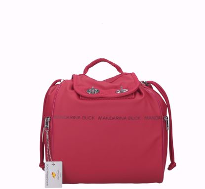 Mandarina Duck backpack Utility S cerise