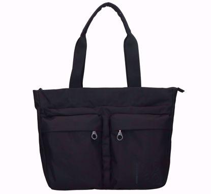 Mandarina Duck shopping bag MD20 black