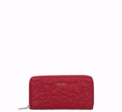 Liu Jo portafogli donna Manhattan glossy red, Liu Jo woman wallet Manhattan glossy red