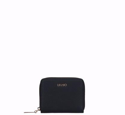 Liu Jo woman wallet mini Brava black
